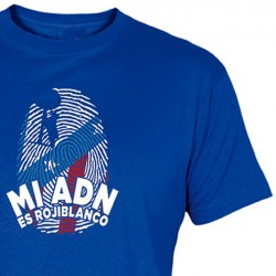 Camiseta ADN Rojiblanco